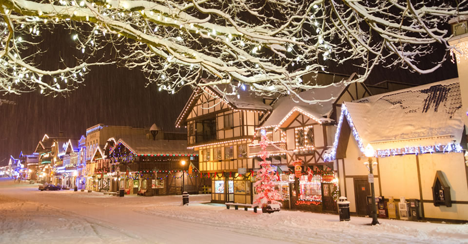 Leavenworth Lodging Gift Certificates Townhomes
